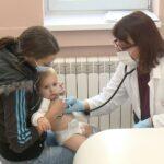 Dečija služba Doma zdravlja Ub u doba korone